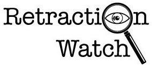 Retraction Watch logo